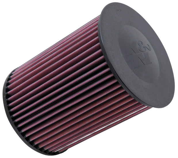 Uprated drop in K&N air filter only