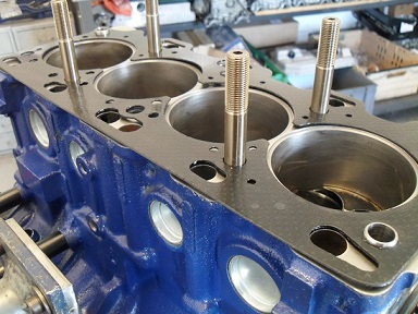 ND Fire ring head gasket solution NO MACHINING REQUIRED!