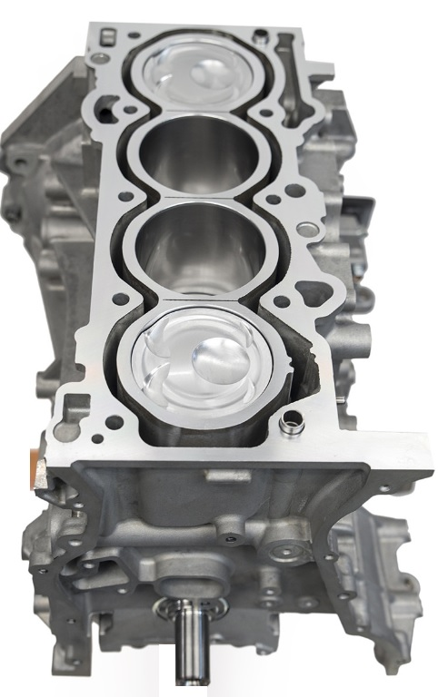 ND 2.2L or 2.3L 4G63 Version 4 Race Short Engine (Billet 94mm or 100mm Crank)