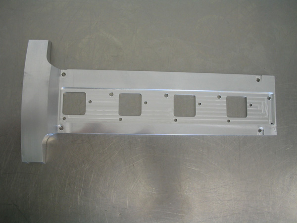 ND CDi Top Plate Only
