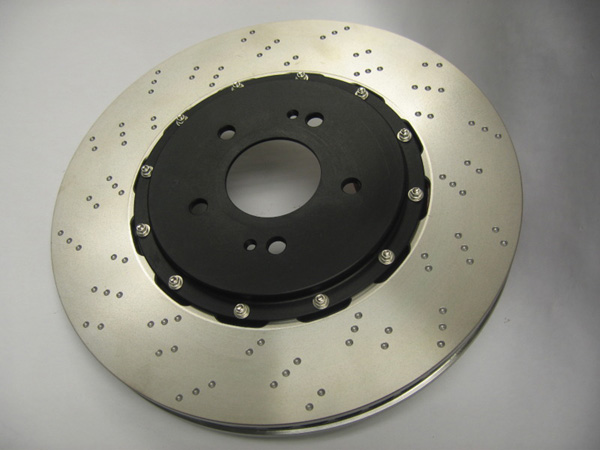 Performance Friction Front Discs (EVO 10)